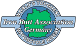 Logo der Iron Butt Association Germany
